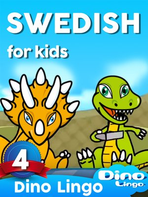 cover image of Swedish for Kids, Lesson 4